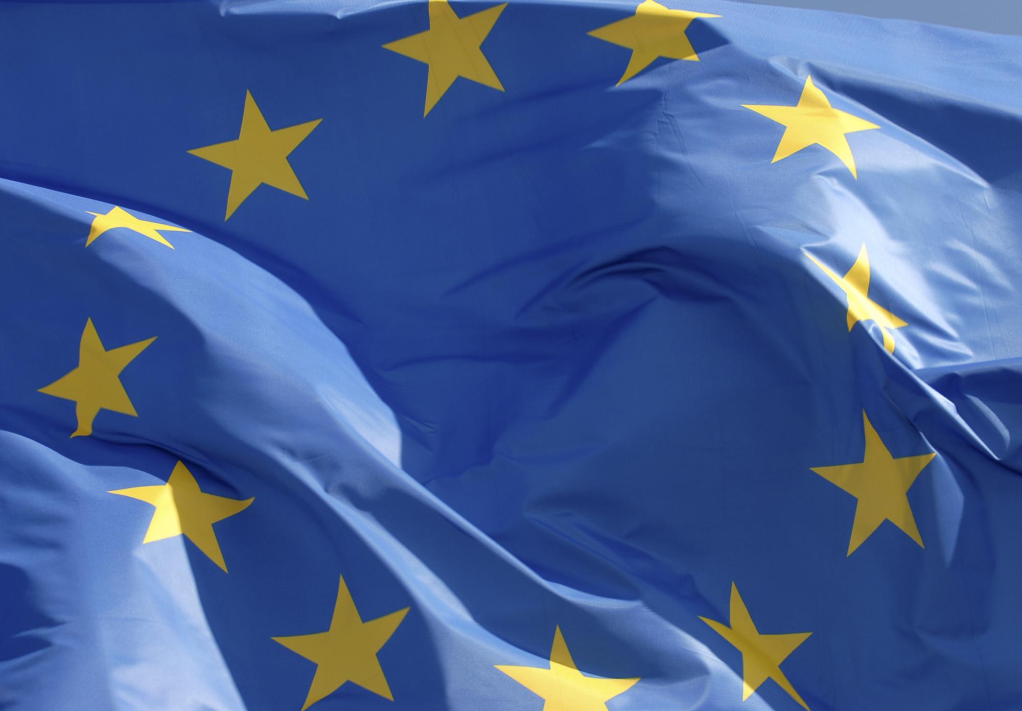 Europa Flagge