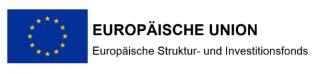 Logo Europäischer Struktur- und Investitionsfonds